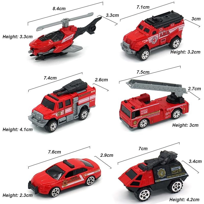 6PCS-Diecast-Police-Cars-Fire-Engine-Vehicles-1-64-Hot-Wheels-Mini-Rescue-Emergency-Cars-Model (1)
