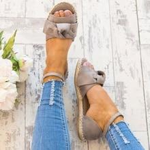 Women Sandals Plus Size 35-43 Flat Sandals Shoes
