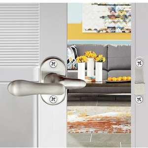 Puerta corredera de bolsillo ba/ño Privacidad Lock Set