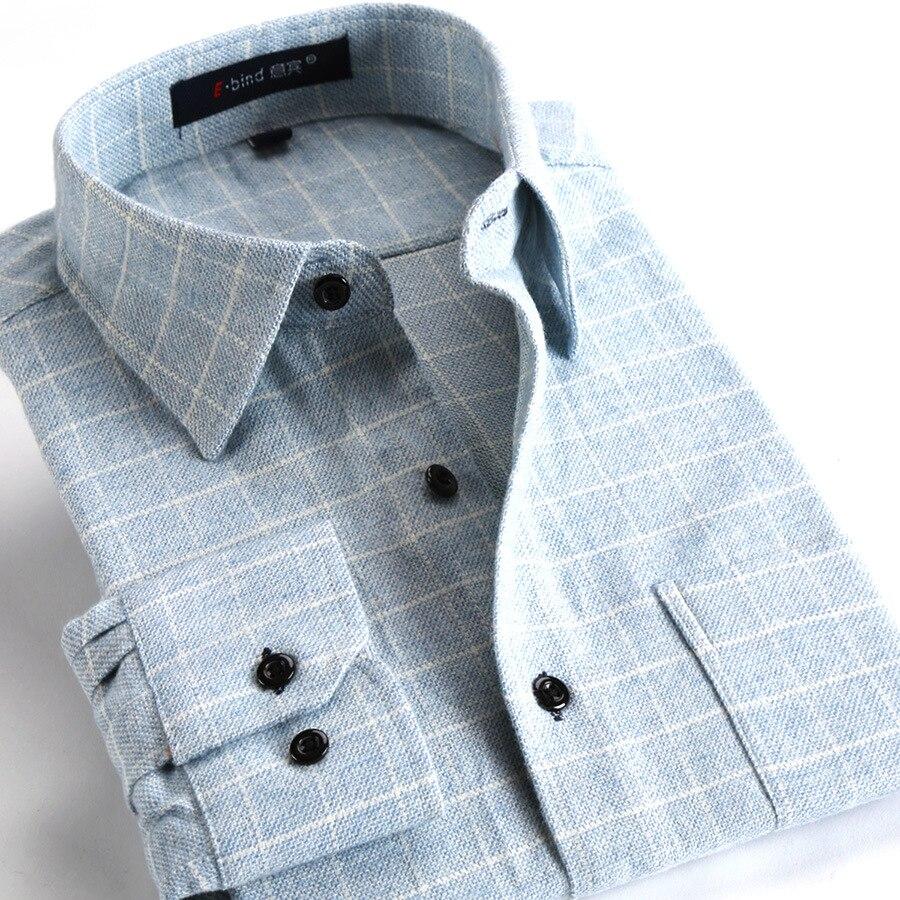 XHS1 2018 frühjahr neue baumwolle männer mit langen ärmeln kariertes hemd jugend beliebte hemd mode flut männer kleidung