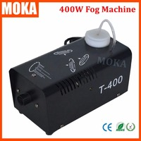 1 Pcs Lot Hot Sale Mini 400W Fog Machine Remote Control Upward Dj Disco Smoke Machine