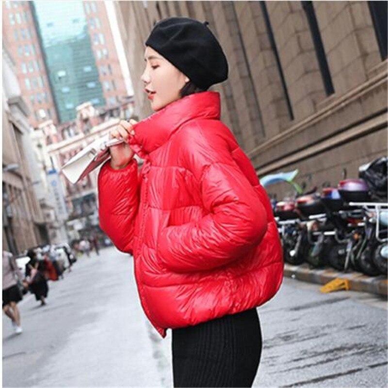 2018 New Ultra Light White Duck   Down   Jacket Slim Women Winter Puffer Jacket Portable Windproof   Down     Coat