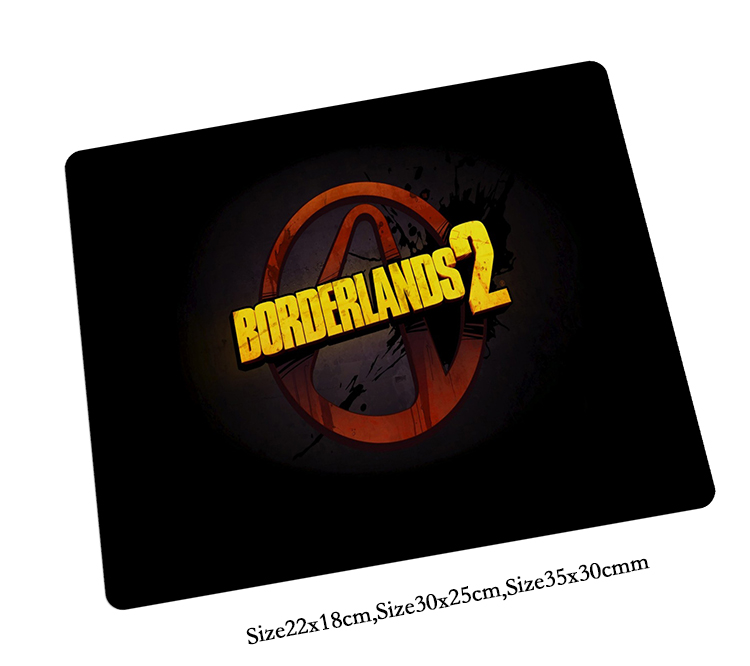 borderlands mouse pad Wholesale pad to mouse notbook computer mousepad personalized gaming padmouse gamer to laptop mouse mats