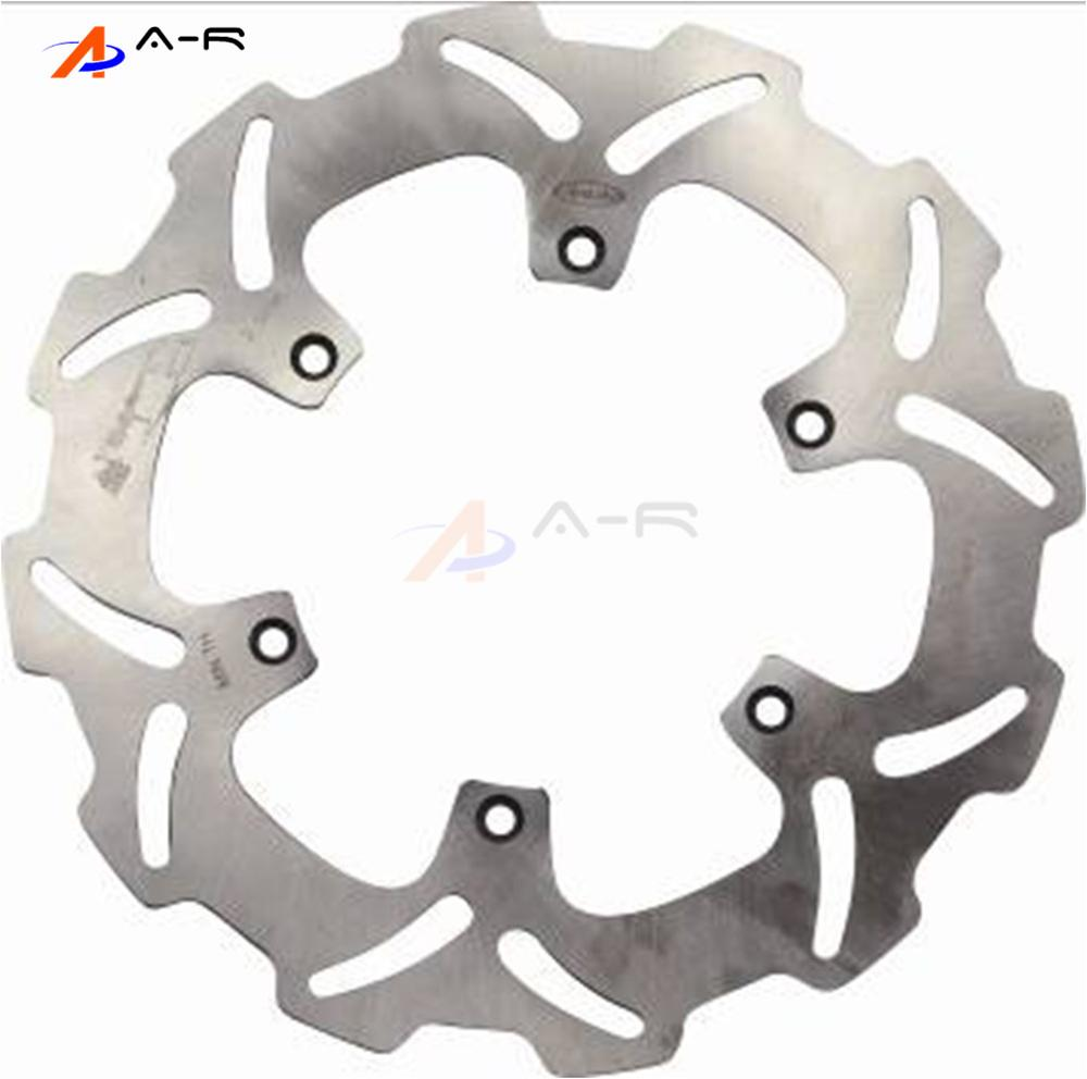 Front Brake Rotor Disc Braking Disk Left Side for Yamaha YZ125 2005 2009 2010 WR250 2003-2007 YZ250/F 2001-2010 YZ450F 2003-2012 motorcycle brake disc rotor fit for yamaha yz 125 wr 250 1988 2001 wr125 yz250 1999 2000 wr250f yz 250f yz250 wr426f 2001 rear