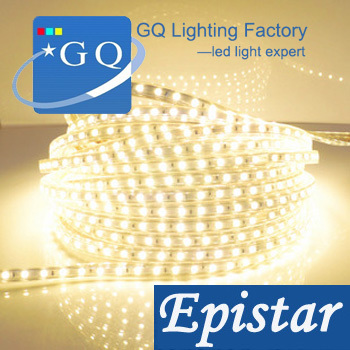 Fast Shipping 3528 Led Strip 220v 230v 240v High Voltage Ribbon String Lights & Lighting 4pcs European Plug+100pcs Clips+20pcs End Caps Modern Techniques