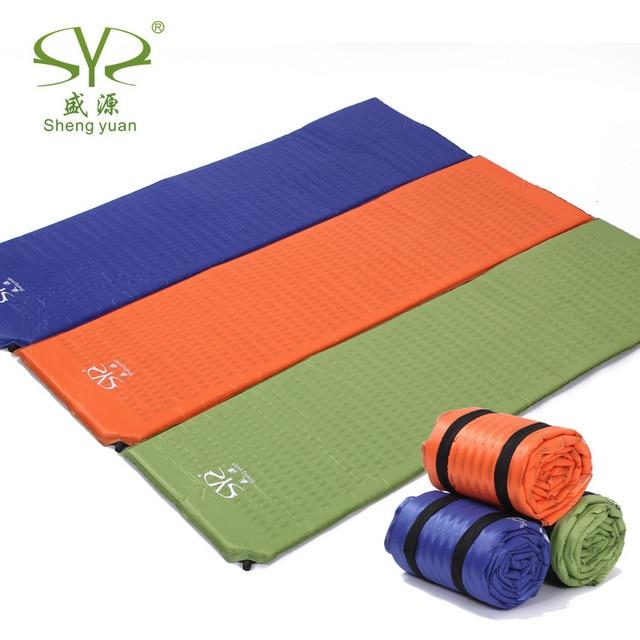 Sleeping Bag Air Mattresses Moisture Pad Inflatable Mattress Camping Equipment Outdoor Gear Hiking Travel Ultra Light