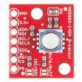 1 pcs GY-MS5803-14BA Vloeistof Vloeibaar Gas Druksensor Breakout Module hoge precisie voor Arduino
