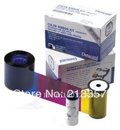 DATACARD SP30PLUS Card printer 546314-701 YMCKO ribbon