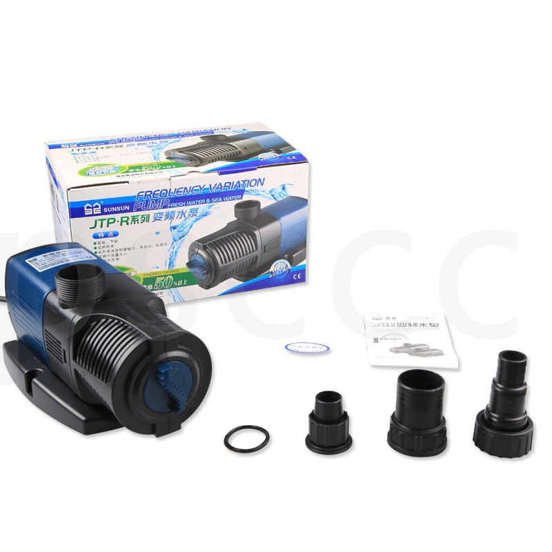 140W 16000L H 7 5m Frequency conversion pump high efficiency energy saving super silent submersible pump