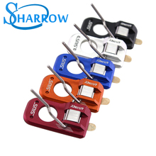 1pc Archery Arrow Rest Recurve Bow Multicolor optional Type Right/Left Hand Stick To Riser For Shooting
