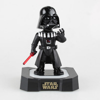 Egg Attack Star Wars Darth Vader Figure Brinquedos PVC Action Figure Juguetes Star Wars Figures Collection Toy Doll 18cm B0470