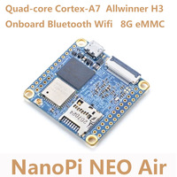 NanoPi NEO Air Onboard Bluetooth WIFI Allwinner H3 Development Board