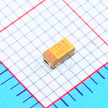 20pcs Tantalum Capacitors SMD 3216 16V 1uF A Type 10/% Surface Mount New