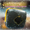 Cubierta Del Coche automático, energía del solor Completo Cubierta Del Coche automático con Mando a distancia, rápida y conveniente