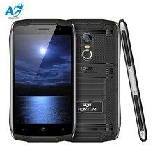 Original HOMTOM ZOJI Z6 4,7 zoll Smartphone IP68 Wasserdicht Android 6.0 MTK6580 Quad Core 3G 1 GB + 8 GB Metallrahmen Handy
