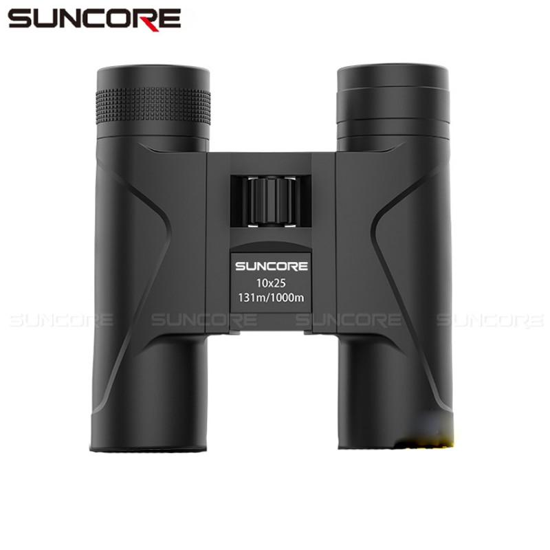 zoom binoculos de longo alcance 1000 m 10x25 alta limpar criancas portatil telescopio binoculos low light