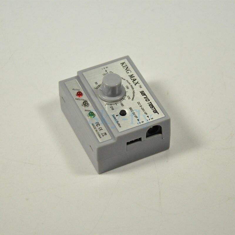 KING MAX KM8008 Servo Tester 5V To 24V