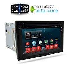 Android 7.1.1 DVD плеер автомобиля gps ГЛОНАСС навигации мультимедиа для peugeot 3008/5008/партнер Citroen Berlingo RDS радио стерео