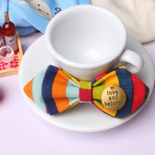 New Arrival Fashion Bowtie Boys Adjustable Self Tie Bow Ties Children Boy Slim Shirt Accessories High Quality Banquet