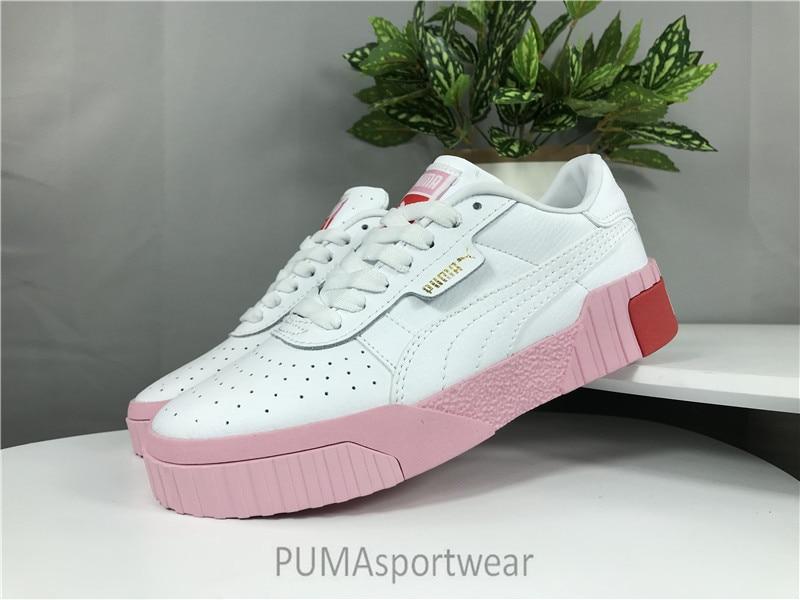 Original PUMA Puma Cali Wins Basket Platform Euphoria Metal Women s  Sneakers Badminton Shoes Size35.5-40 94b92e23aa88