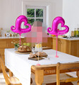 10 pieces/lot Birthday wedding room banquet arrangement supplies desktop decoration balloon holder