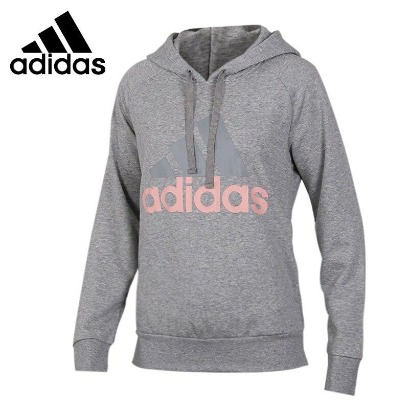 Оригинальный Новое поступление 2018 Adidas ESS LIN OH HD Женский пуловер толстовки спортивная одежда