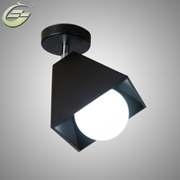 2014 Fashion Design Of Kids Room Lamp Nordic Dome Light 3 Head Ceiling Light CL020 Free