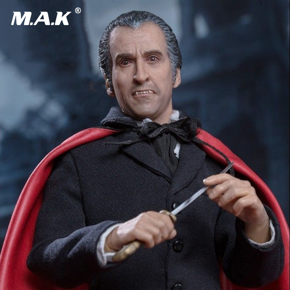 1/6 Vampire The Scars Of Dracula Christopher Lee Colletible Action Figure