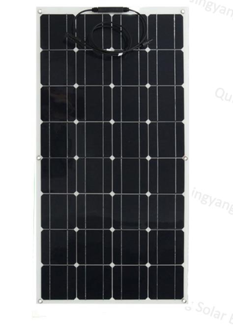 The lowest profit to sell monocrystalline silicon 100 watts solar panels new 100w photovoltaic solar panels