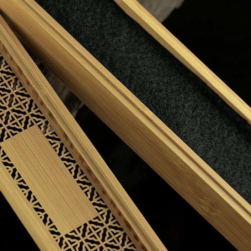 PINNY Bamboo Incense Burners Handmade Stick խնկով կրող - Տնային դեկոր - Լուսանկար 5
