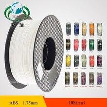 3D Printer Filament ABS filament 1.75mm for 3d printer machine /3d pen free shipping color optional
