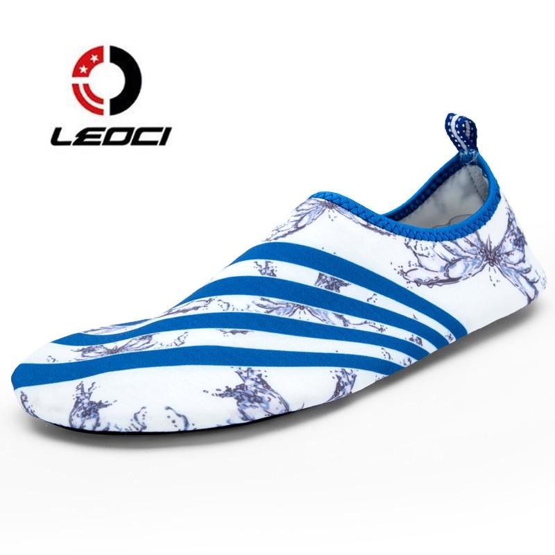 New Men&Women Beach Socks Non-slip Antiskid Scuba Dive Boots Snorkeling Sock Swimming Flippers Wetsuit Shoes 6 Colors