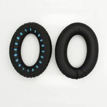 Hot New High Quality Replacement Ear Pads Cushion For Bose QC15 QC2 AE2 AE2i Headphones For Quiet Comfort with Good quality