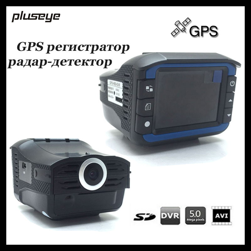 (Russian Voice) 720P Car DVRs Recorder Radar Detector GPS tracker car-detector Anti radar G-sensor dash cam Video Registrator v9 car radar detector