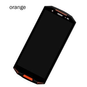 Image 2 - 5.99 بوصة DOOGEE S70 شاشة الكريستال السائل + محول الأرقام بشاشة تعمل بلمس + الإطار الجمعية 100% الأصلي LCD + اللمس محول الأرقام ل S70 + أدوات
