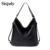 Tethys Large Capacity Hobos Bag Women Shoulder Bag Female High Quality Pu Leather Women Crossbody Bag