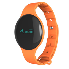 Fashion Smart Bluetooth Healthy Wrist Band Bracelet support Sleep step counter Wristband Running Watch for ios android