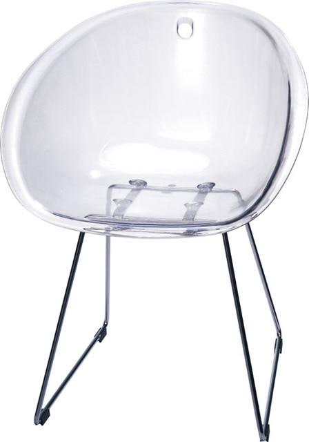 Sedie Trasparenti In Plastica.Design Moderno Trasparente Di Plastica Trasparente Acrilico