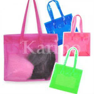 Free Shipping Wholesale Beach Package Handy Pouch, Waterproof PVC Bag