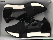 Comfortable Height Increasing Mesh Shoes Mixed Colors Leather Mens Casual Shoes!