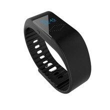 M1 Bluetooth Умный Браслет Часы 0.49 дюймов OLED Спорт Здоровый Шагомер Sleep Monitor для Android iphone IOS + Зарядное Устройство Оптовая
