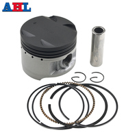 Motorcycle 72~73mm Piston Rings For Suzuki GN250 1985 2001 DR250 84 87 GZ250 Marauder 1999 2011 TU250 1997 2001 GZ GN TU DR 250