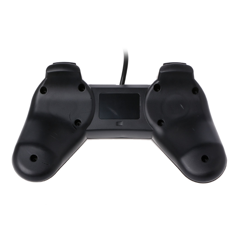 USB 2.0 Gamepad Gaming <font><b>Joystick</b></font> Wired Game Controller For <font><b>Laptop</b></font> Computer PC image