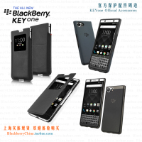 Original Blackberry KEYone Smart On/off Flip Phone Case Cover for Blackebrry DTEK70 Business Flip View Window Bag Soft shell