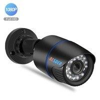 BESDER 1080P IP Camera 2.8mm Wide Angle Camera Outdoor Security Camera Wired Cameras Bullet Camara CCTV Easy Remote View XMEye Surveillance Cameras
