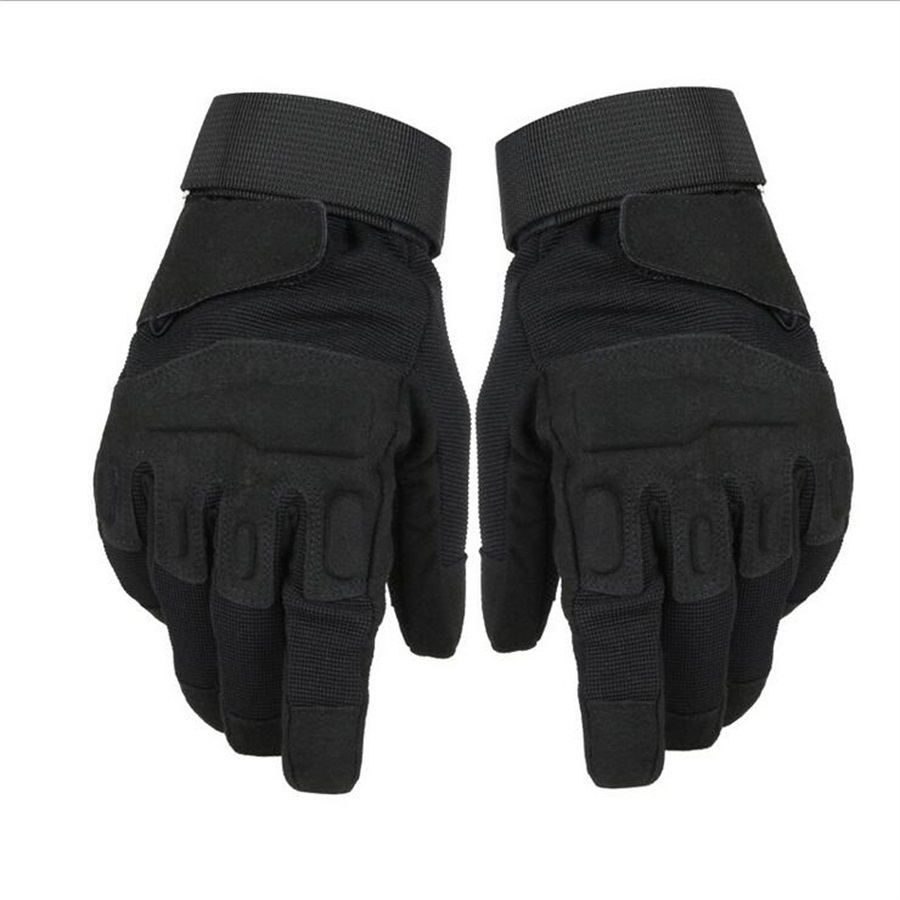 2018 Tactical Gloves for Military Army Paintball Airsoft Outdoor Sports Gloves Training Shooting Riding Full Finger Men's Gloves цена