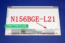 N156BGE-L21 N156BGE L21 Матрица Жк-Дисплей Матрица Нижней Левой ГЛЯНЦЕВАЯ 15.6 «Нормальный СВЕТОДИОД 1366*768 HD