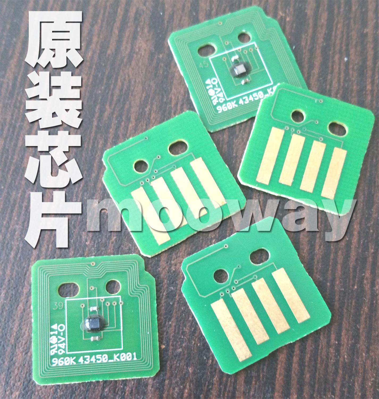 Бесплатная доставка, сброс оригинального чипа для Xerox DC C2260 C2263 C2260 2260, чип барабана