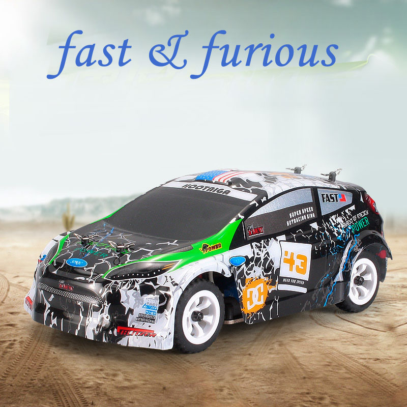 Wltoys K989 RC Racing Car 4WD 2.4GHz Drift Remote Control Toys High Speed 30km/h FSWB wltoys k969 1 28 2 4g 4wd electric rc car 30kmh rtr version high speed drift car