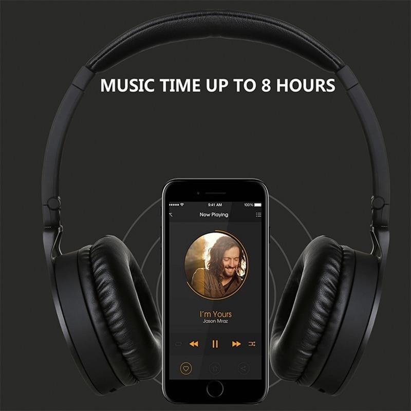 Oneodio Wireless Bluetooth Headphones Over-Ear HIFI Bluetooth 4.1 Headset Deep Bass Stereo Headphone With Mic For Xiaomi Phones